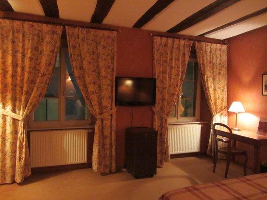 Hotel l'Abbaye d'Alspach: интерьер номера в отеле