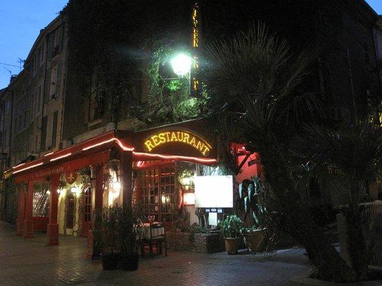 La Taverne Royale : Façade du restaurant