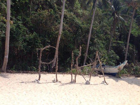 Yapak Beach (Puka Shell Beach): Япак