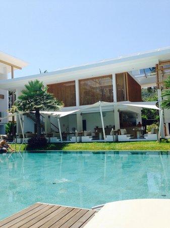 Lanna Samui : Hotel view