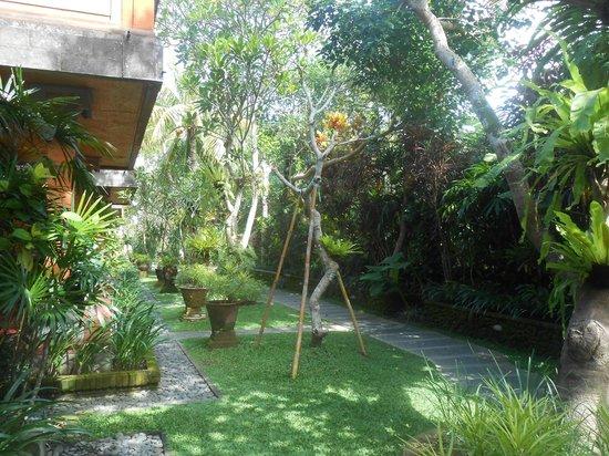 le jardin d'Ubud Bungalow