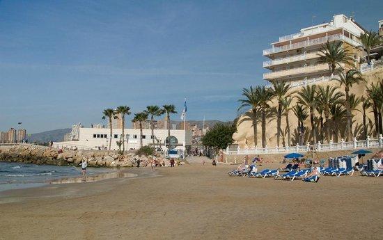 Playa Mal Pas : Cala de Mal Pas