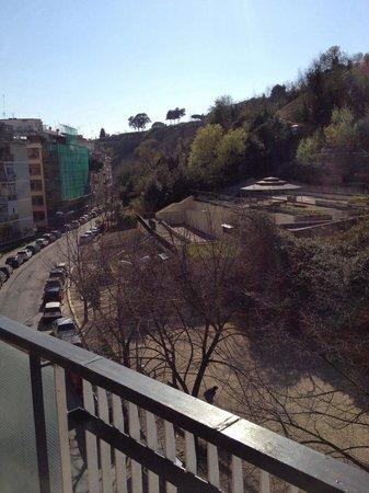 AntIca Aria Di Roma: Morning view