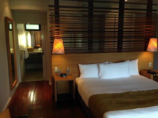 Kimberley Sands Resort & Spa: Modern, spacious and comfortable rooms