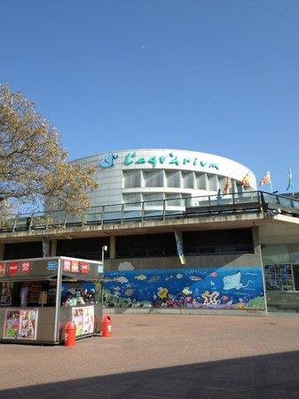 L'Aquarium de Barcelona: Aquarium