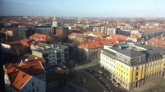 Amberton Klaipeda: 14 этаж