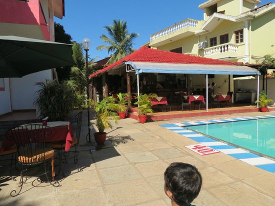Ondas do Mar Beach Resort: Pool
