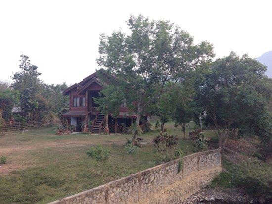 Paradise Island Hotel: Main bungalow
