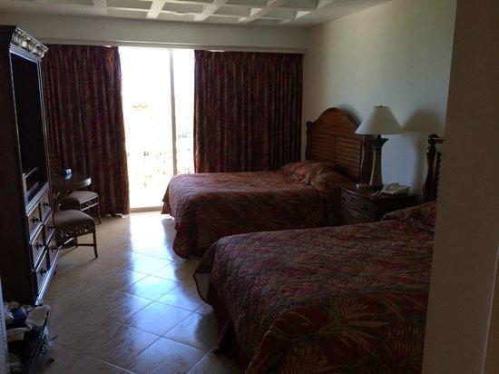 Hotel Riu Palace Aruba : oude kamer in block C