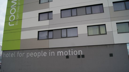 Roomz Vienna: Отель для людей