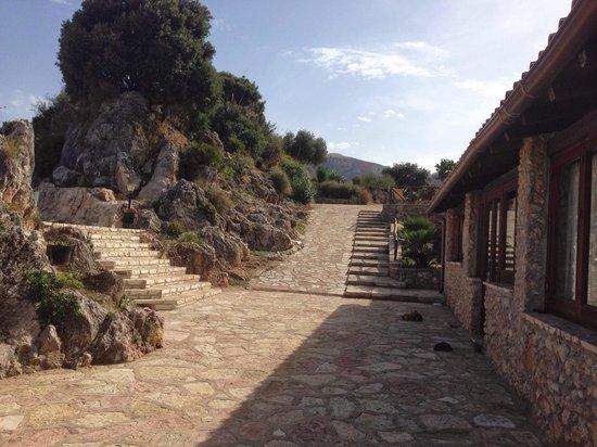 Casale Corcella : Terrace