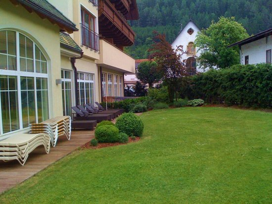 Ried im Oberinntal, ออสเตรีย: I giardini