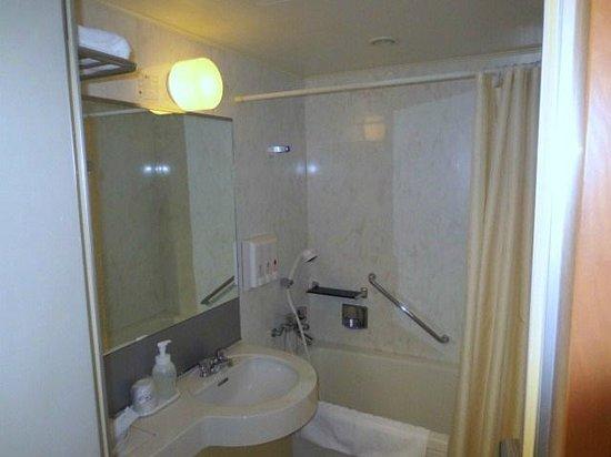 Hotel Rose Garden Shinjuku: 浴室