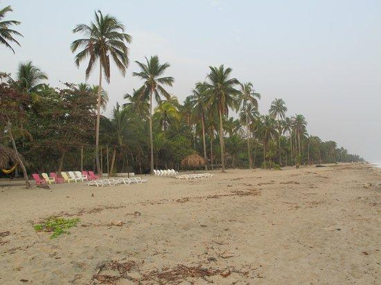 Hotel Hukumeizi: En dejlig strand