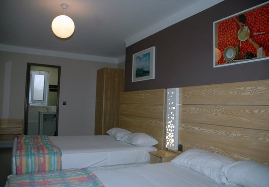 Hotel Select Ocean Indien : Chambre