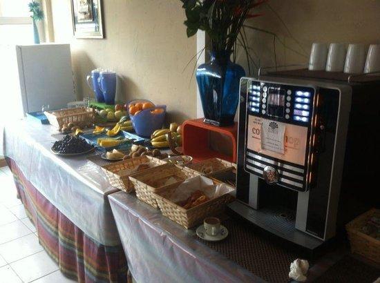 Hotel Select Ocean Indien : Pt dej