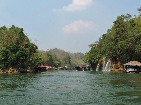 Sai Yok National Park : Mooie watervallen in een prachtig gebied