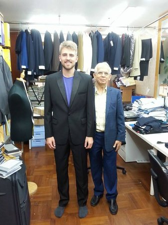 ‪Rashmi Custom Tailors (Hong Kong Tailors)‬