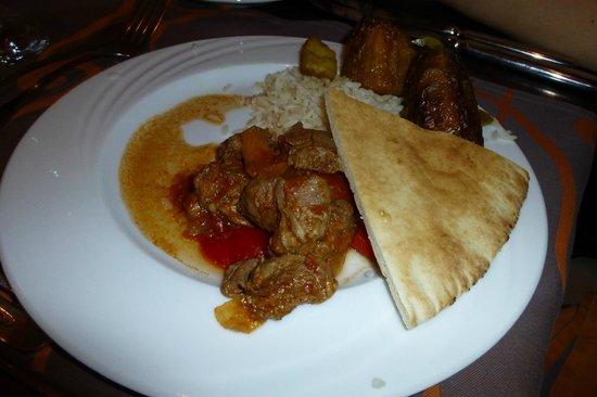 Movenpick Resort Petra: La cucina è ottima!