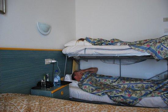Hotel Storione: Чудо диван)))