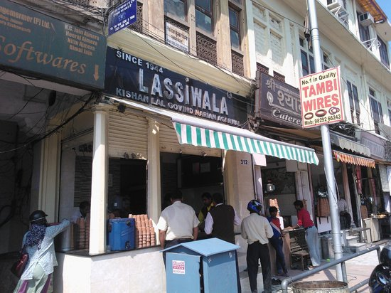Shreenath Lassiwala : Great lassi