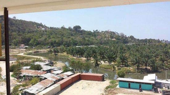 The ASHLEE Plaza Patong Hotel & Spa: Vue de la piscine