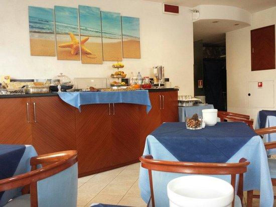 Hotel Arcangelo: Zona colazione