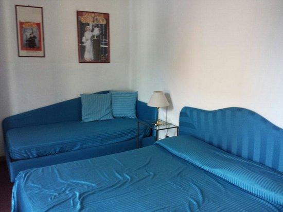 Hotel Arcangelo: Camera tripla