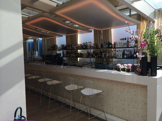 Hotel N'vY : bar