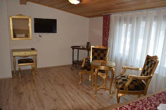 Saba Sultan Hotel : Zimmeransicht 2