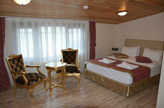 Saba Sultan Hotel: Zimmeransicht 1