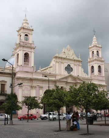 Legado Mitico Salta: Katedralen i Salta