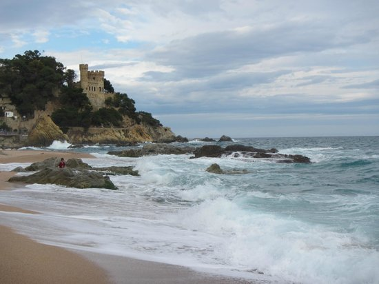 Hotel MoreMar: Пляж