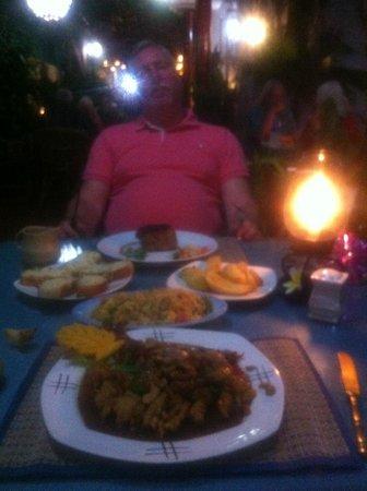 Oriental Thai-European Restaurant: Oriental