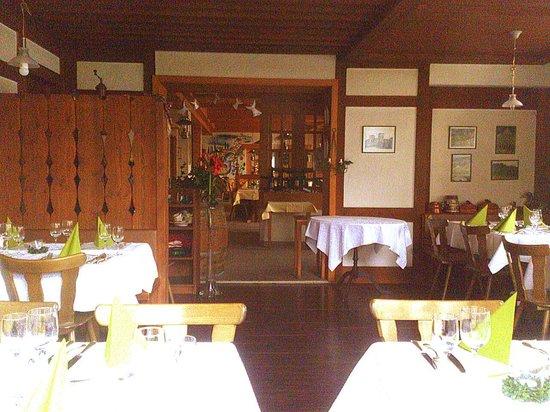 Restaurant Sonne: Interlaken-Matten - Sonne - ambience