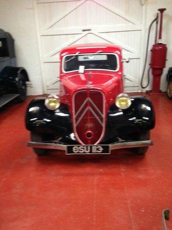 Myreton Motor Museum: Beautiful condition