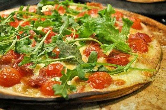 Sevran, Fransa: Notre pizza de référence : la Cristina
