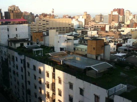 Lakeshore Hotel Metropolis I : 新竹の街並1