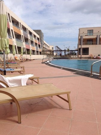 Eurostars Las Salinas : Very clean & large open spaces