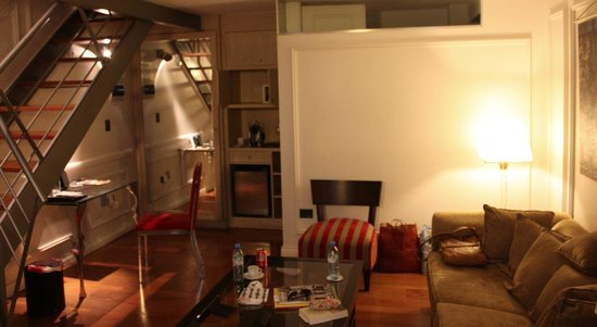 San Telmo Luxury Suites : Rommet