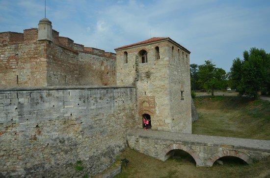 Baba Vida Fortress: Мост через ров