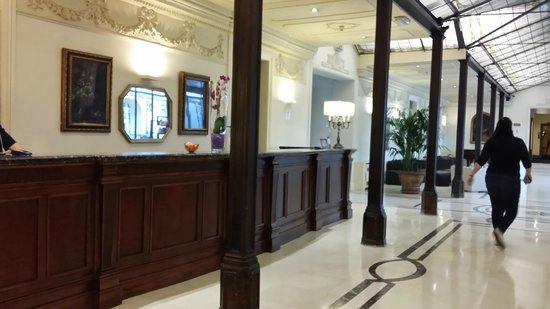 NH Firenze Anglo American : Lobby