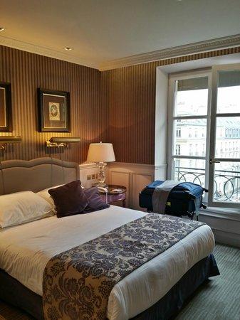 La Maison Favart : room