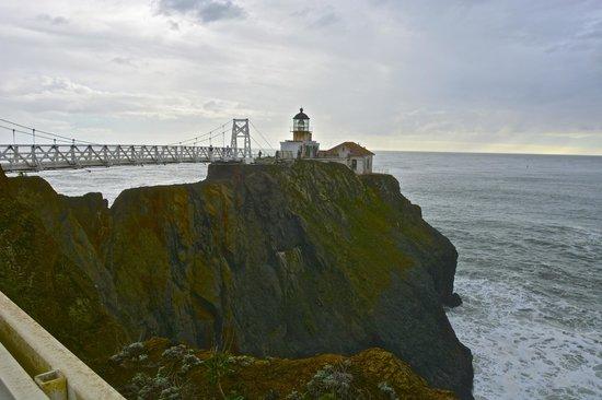 Marin Headlands lighthouse