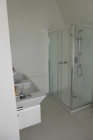 Urban Residences Maastricht : Spacious shower