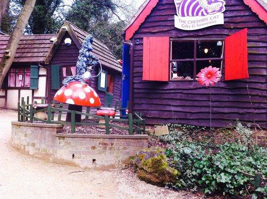 Wonderland: The overpriced shop