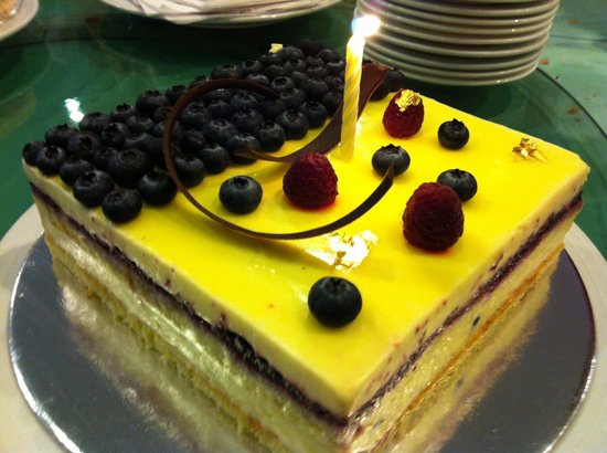 Patisserie Vaniye: Birthday Cake