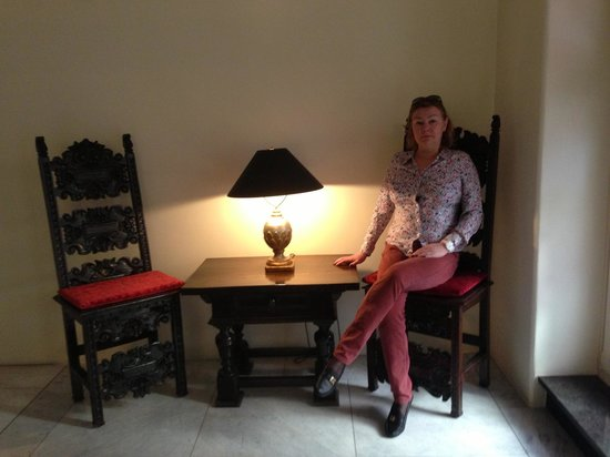 Fairmont Hotel Vier Jahreszeiten: Между этажами