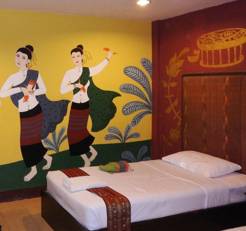 Parasol Hotel Chiang Mai by Compass Hospitality: chambre supérieure....