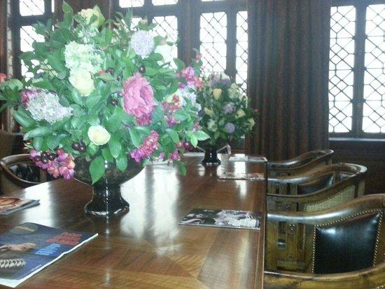 Grande Hotel Do Porto : Lounge